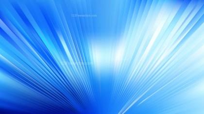 Abstract Blue Burst Background Image