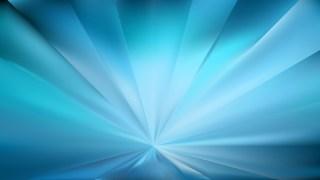 Blue Rays Background Vector Art