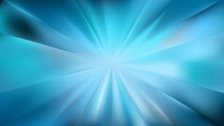 Blue Burst Background