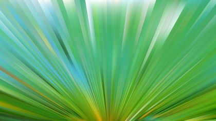 Abstract Blue and Green Rays Background