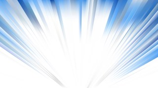 Blue and White Radial Background Graphic