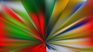 Abstract Colorful Burst Background Image