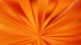 Red and Orange Radial Stripes Background