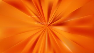Abstract Red and Orange Burst Background Vector Art