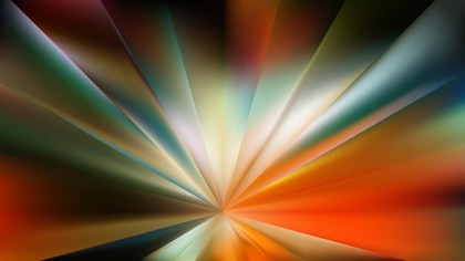 Abstract Dark Color Radial Background