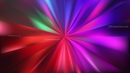 Dark Color Sunburst Background