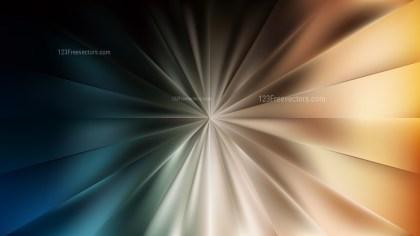 Dark Color Radial Sunburst Background