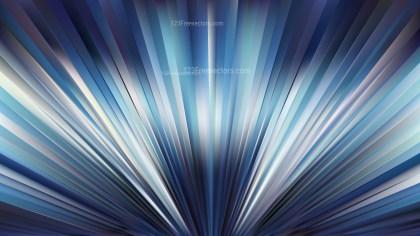 Dark Blue Rays Background Vector Art