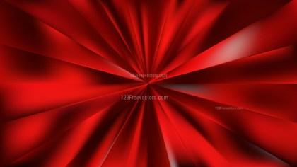 Dark Red Starburst Background Graphic