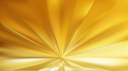 Abstract Gold Rays Background Vector Graphic