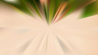 Abstract Green and Beige Starburst Background