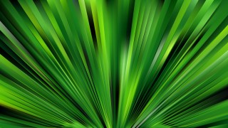 Green and Black Rays Background