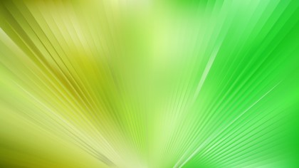 Abstract Green and Yellow Rays Background
