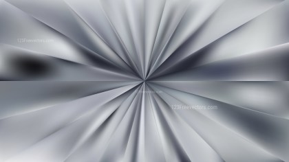 Abstract Grey Starburst Background