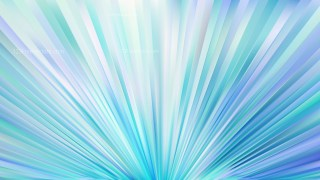 Abstract Light Blue Radial Background Vector Image