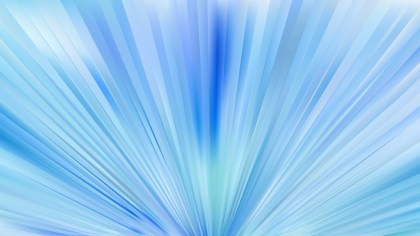 Abstract Light Blue Radial Background