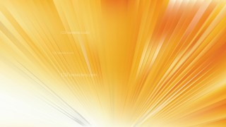 Abstract Light Orange Burst Background