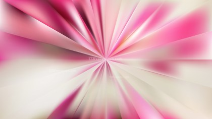 Light Pink Radial Stripes Background