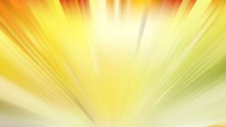 Light Yellow Radial Burst Background