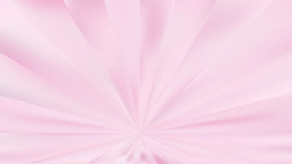 Pastel Pink Burst Background Vector