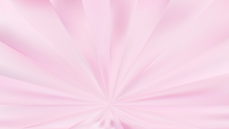 Pastel Pink Burst Background Vector