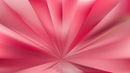 Abstract Pink Burst Background Image