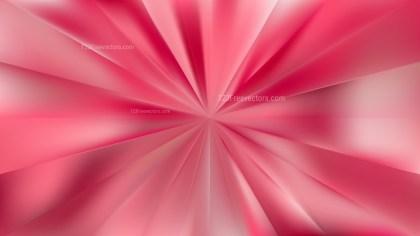 Pink Starburst Background