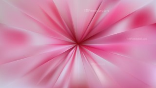 Pink Burst Background