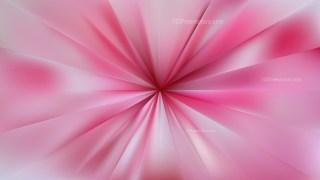 Pink Burst Background