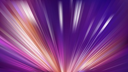Abstract Pink and Purple Radial Background Vector Image