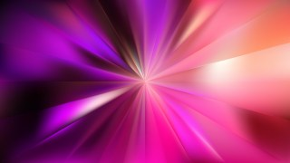 Abstract Purple Radial Sunburst Background
