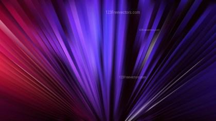 Abstract Purple and Black Radial Burst Background Illustrator