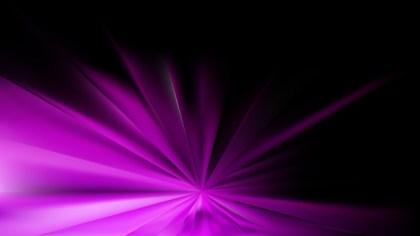 Abstract Purple and Black Radial Burst Background