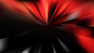 Cool Red Rays Background Illustration