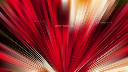 Abstract Red and Yellow Burst Background