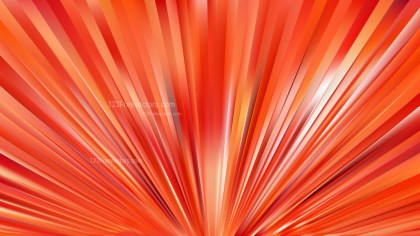Red and Yellow Burst Background Vector