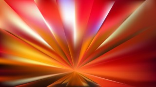 Abstract Red and Yellow Rays Background