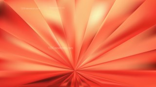 Abstract Red and Yellow Radial Burst Background