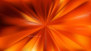 Abstract Red and Yellow Burst Background Illustration