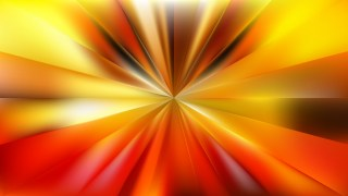 Red and Yellow Burst Background