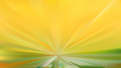 Radial Sunburst Background Vector