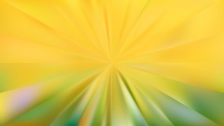Yellow Radial Background