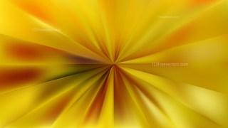 Yellow Rays Background