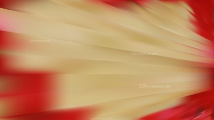 Abstract Beige and Red Lines and Stripes Background