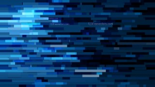 Abstract Black and Blue Horizontal Lines Background Illustrator