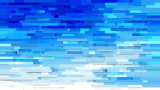 Blue Horizontal Lines Background Vector Graphic