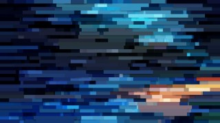 Abstract Dark Blue Horizontal Lines and Stripes Background Image