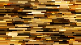 Gold Horizontal Lines Background