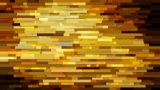 Gold Horizontal Lines and Stripes Background
