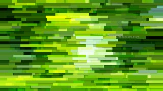 Abstract Green Horizontal Lines Background